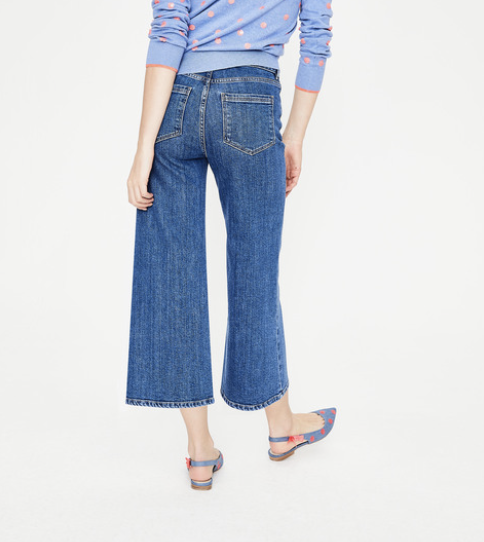 Cropped Jeans  BODEN £70