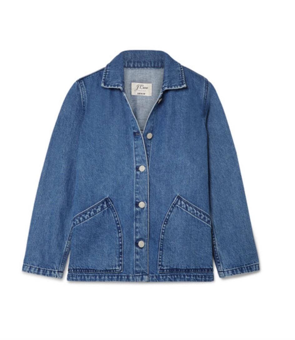 Denim Jacket  J CREW £120