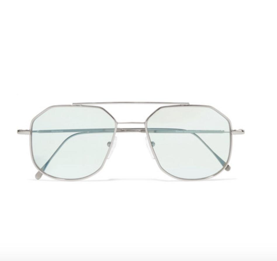 Aviator Style Sunglasses  Illesteva £175