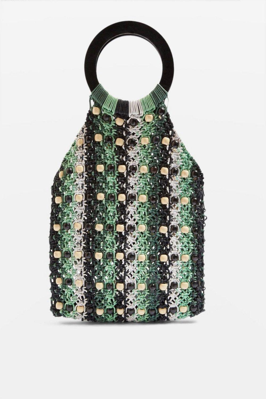 Beaded Bag  TOPSHOP £29.99