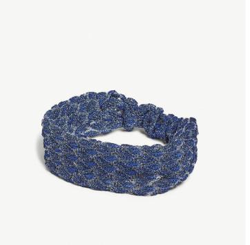 Metallic Knitted Headband  MISSONI £160