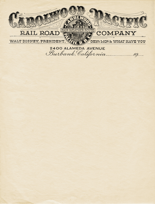 Carolwood Pacific Railroad Company
