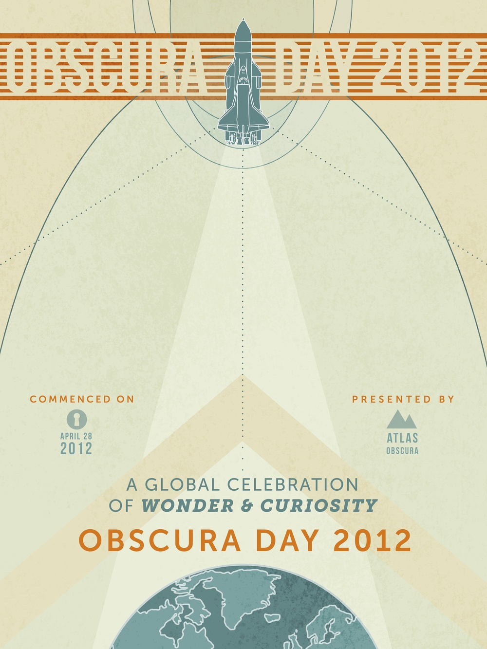 Obscura Day 2012 Poster