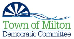 Joe Seeman is endorsed by the Town of Milton Democratic Committee