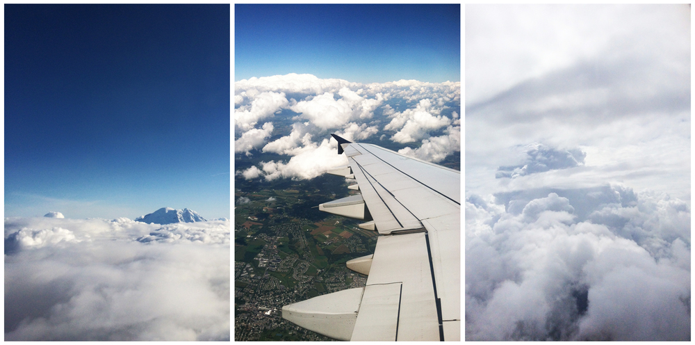 Tip No. 8 ... Don't be that annoying person that always posts a pic from the sky, like I always do.