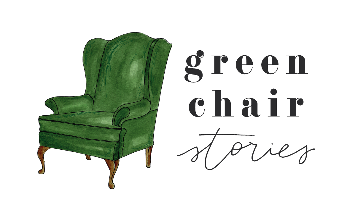 Green Chair Stories || Copywriter + Photographer