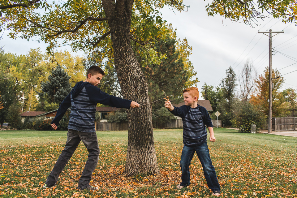 brothers sword fighting denver colorado