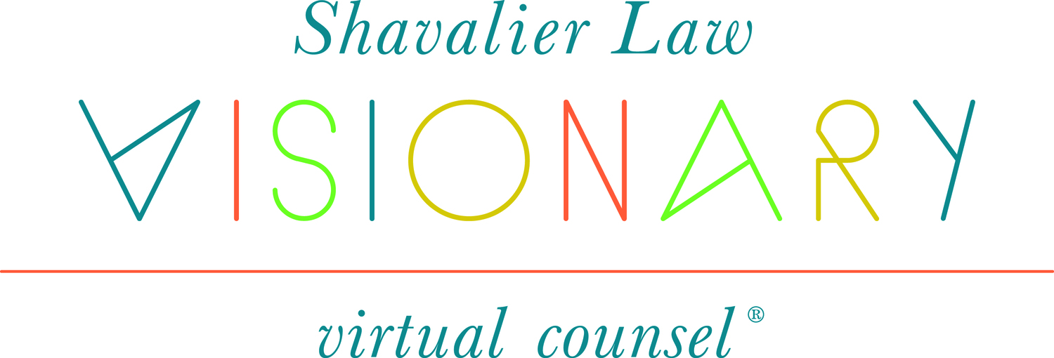 Shavalier Law | Visionary Virtual Counsel