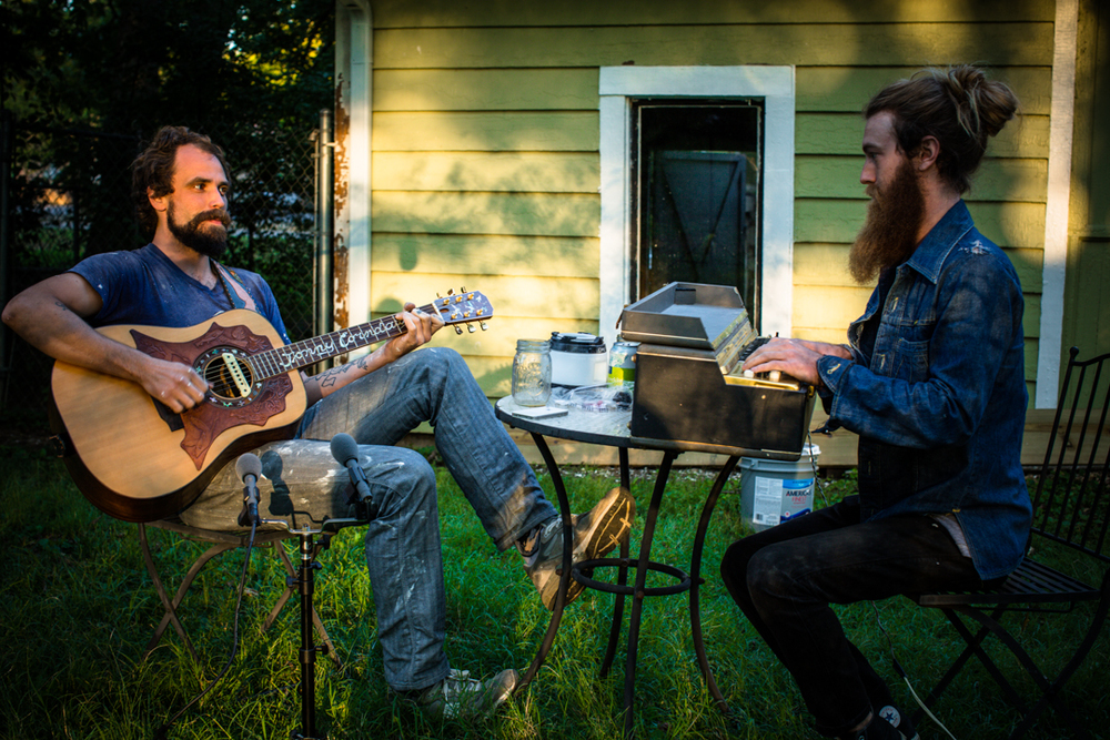 Jonny Fritz & Zach Taylor