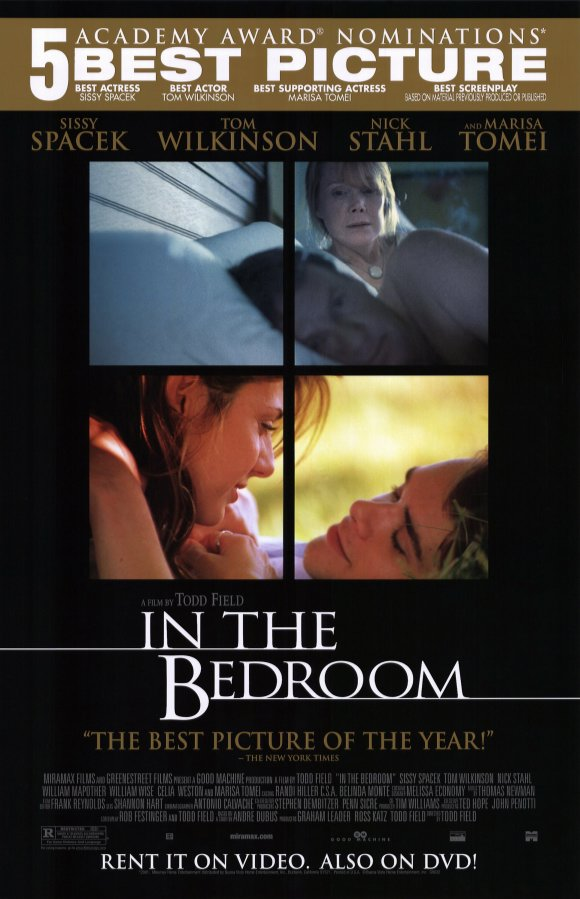 in the bedroom movie poster 2001 1020210449 jpg. IN THE BEDROOM   SeaLion Films