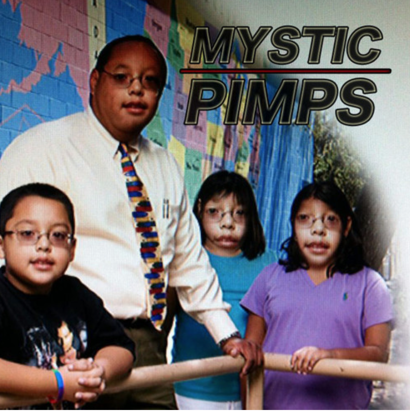 Mystic Pimps - New America : The Youth Inheritance: ALBUM OUT NOW