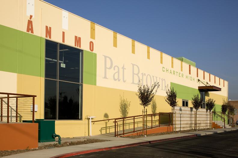 Amino Pat Brown Charter School