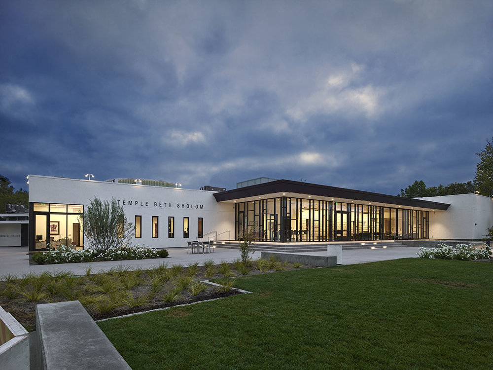 Temple Beth Sholom Masterplan