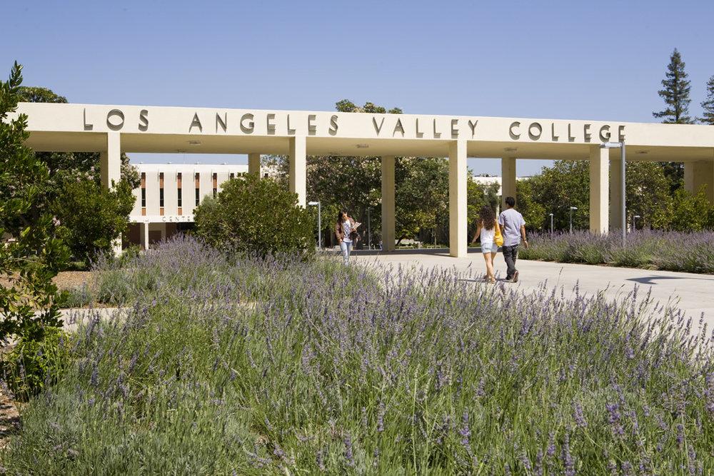 LACCD Valley College Campus Improvements