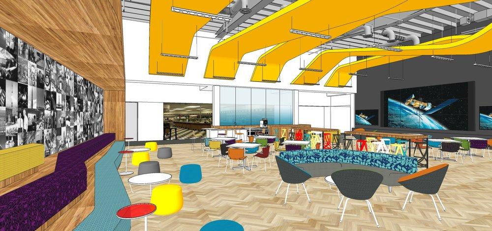 The Lounge, option B.