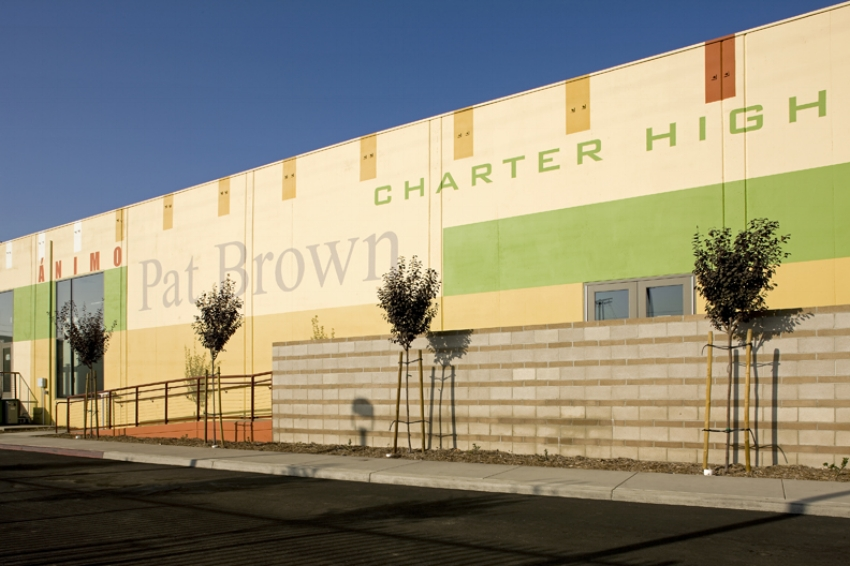 Animo Pat Brown Charter High School