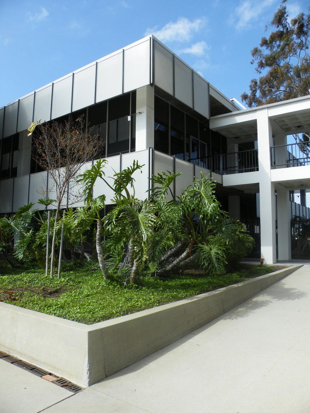 Engineering Office Tenant & Seismic Improvements