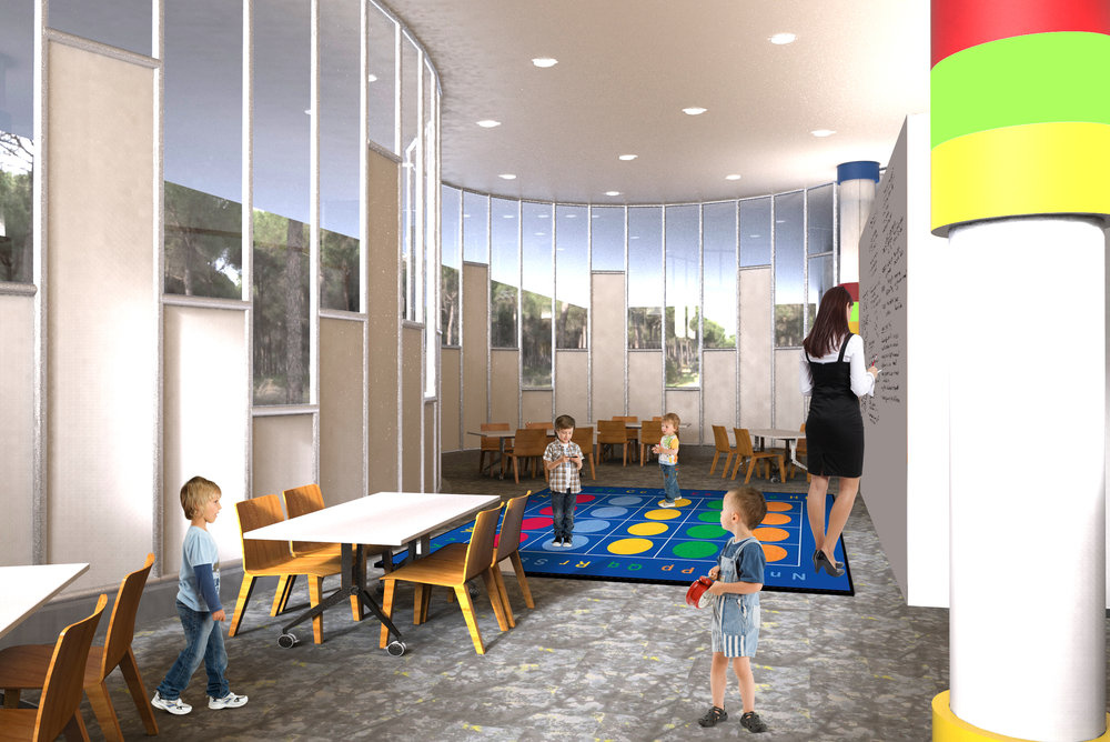 Puente Learning Center New Classrooms