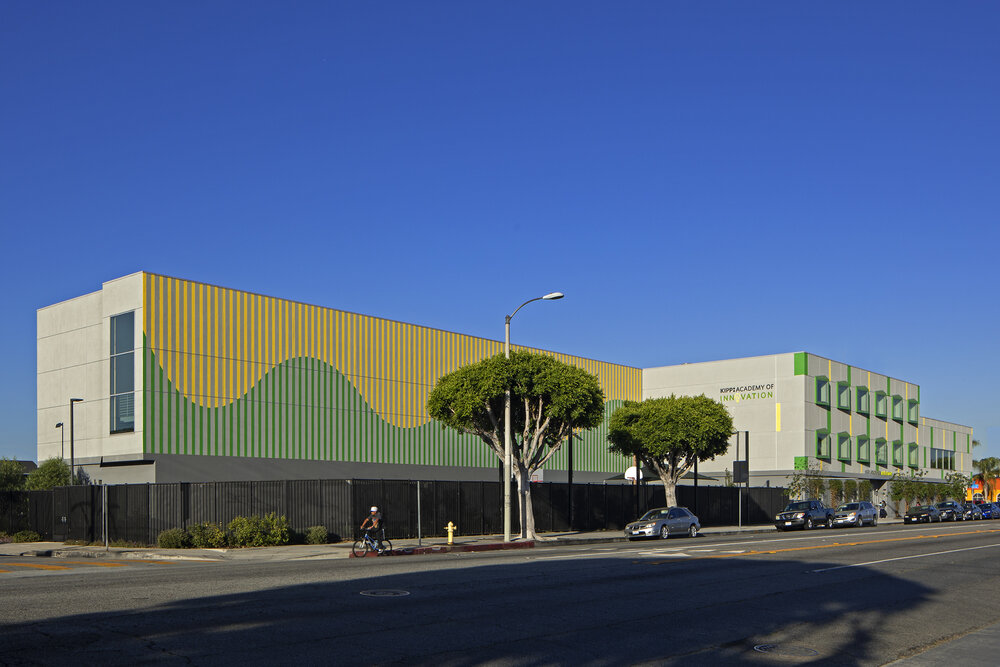 East LA Middle School