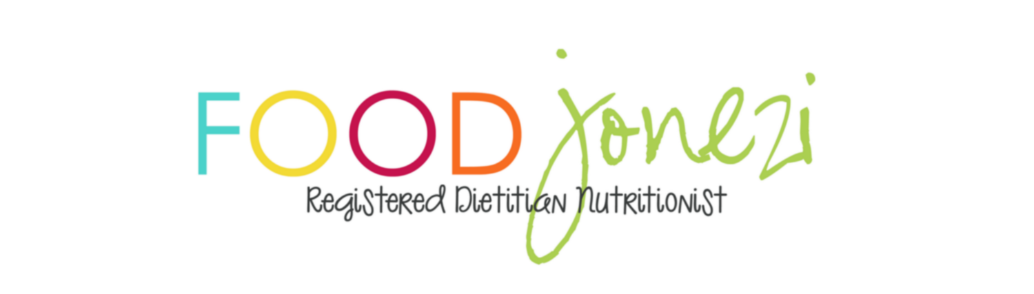 Food Jonezi | Registered Dietitian Nutritionist