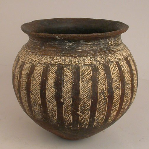 Tribal African Vessel