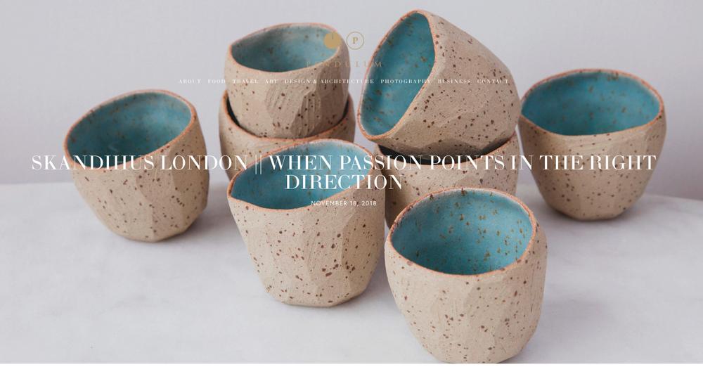 SkandiHus Pendulum Ceramics