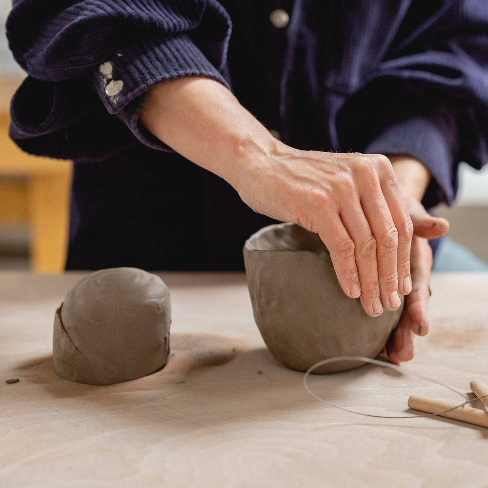 POTTERY TASTER SESSIONS -