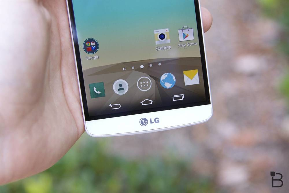 (Source:  TechnoBuffalo )  The LG G3
