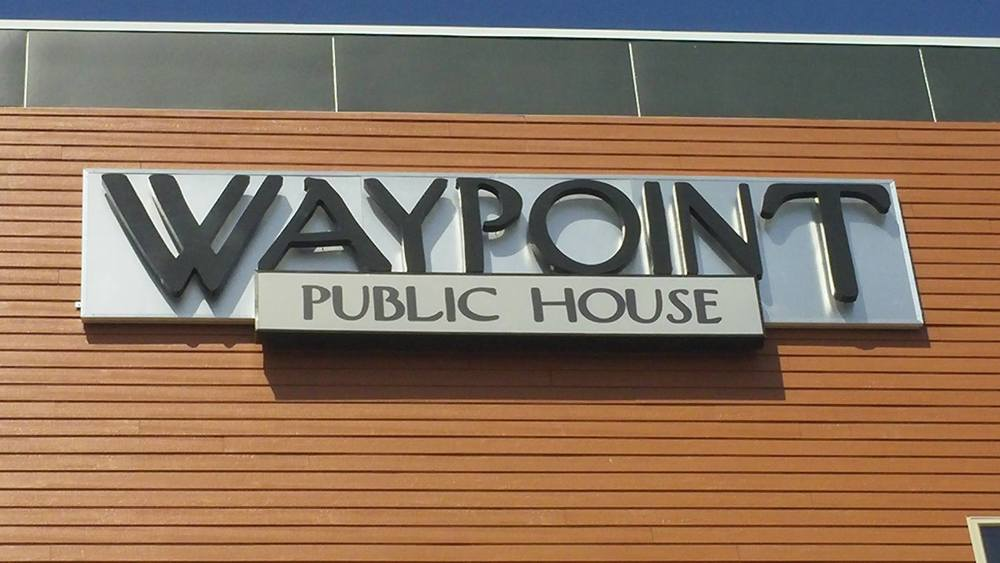Waypoint Public House - 320 W Broadway E, Monona, WI