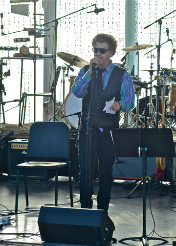 Magic Marc / Salute to the Music of Bob Dylan / Town Green Amphitheatre / Maple Grove, Minnesota / July 24th, 2013 / Photo by Jeff Miletich