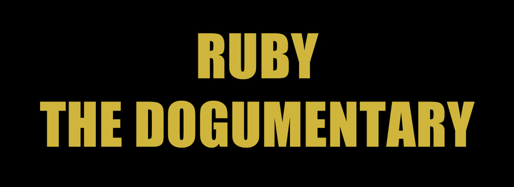 Ruby the Dogumentary