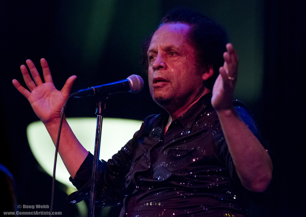 Garland Jeffreys / The Cedar Cultural Center / Minneapolis, Minnesota / November 15th, 2013