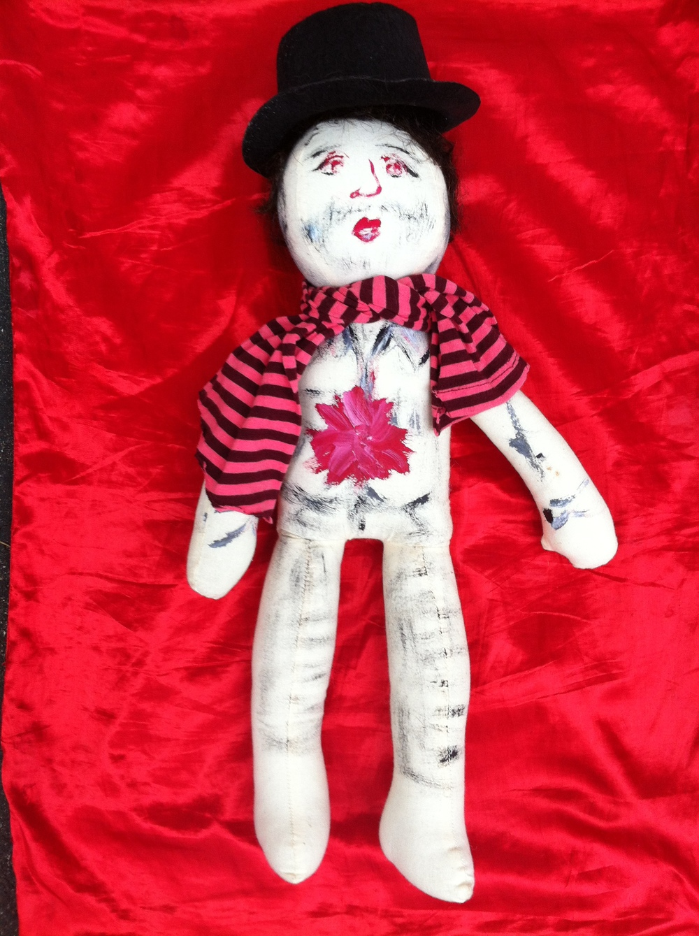 Magic Marc Doll by Gretchen Seichrist - 2013