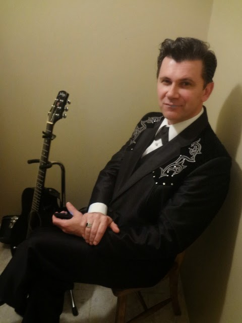 Backstage with Todd Eckart