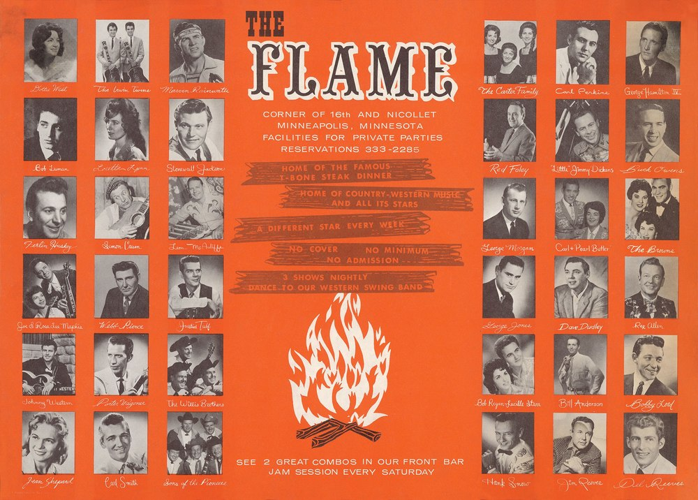 THE FLAME - Placemat
