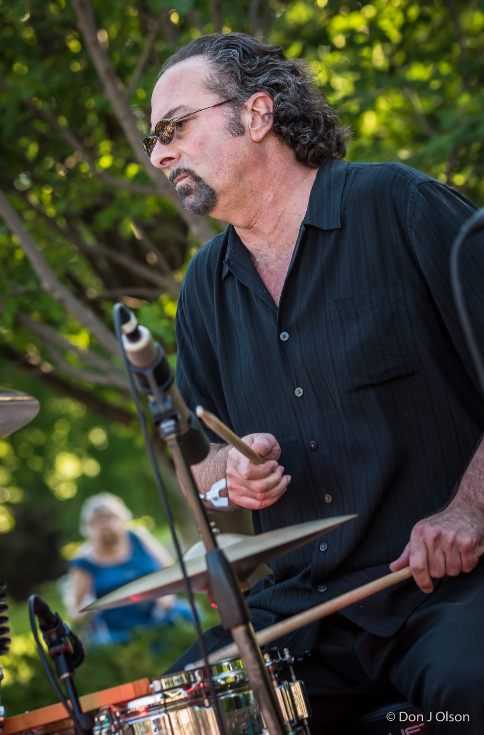 Bobby 'Z' Rivkin / The Veterans' Memorial Wolfe Park Amphitheater / St. Louis Park, Minnesota / August 1st, 2015
