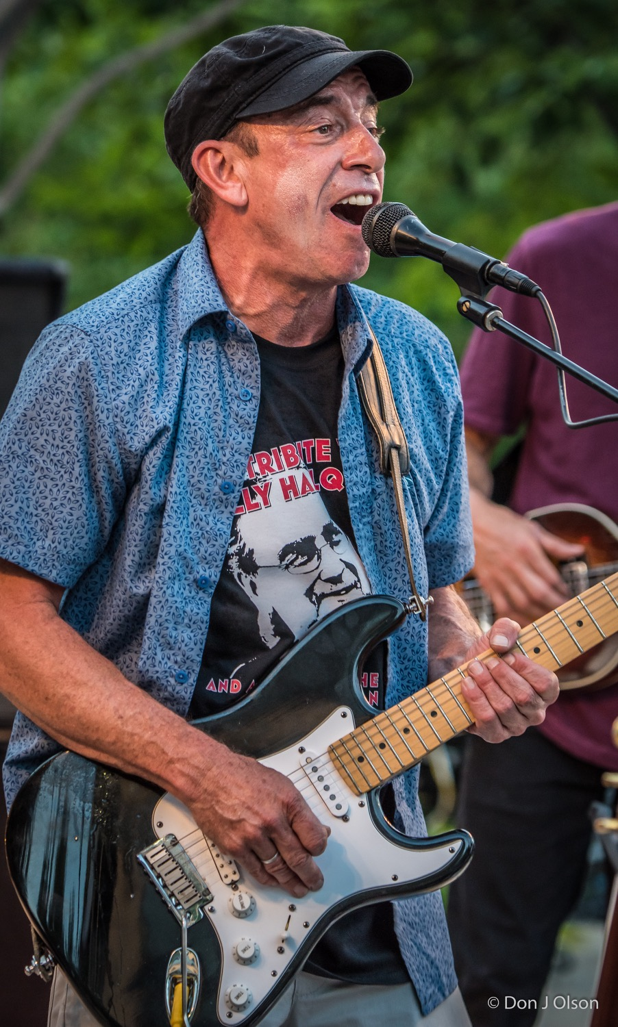 Steve Grossman / The Veterans' Memorial Wolfe Park Amphitheater / St. Louis Park, Minnesota / August 1st, 2015