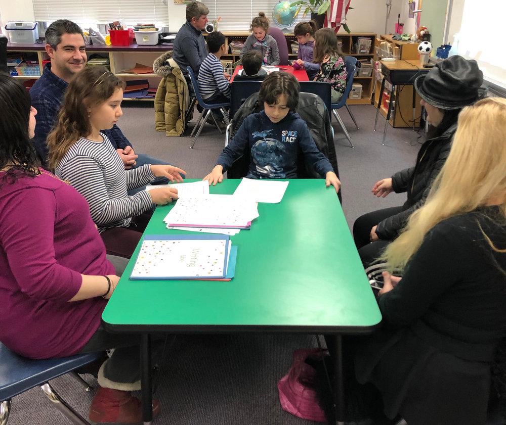Photo by Ilena Marron | 4th Grade General Studies Teacher Amos & Celia Heilicher Minneapolis Jewish Day School:  www.hmjds.org