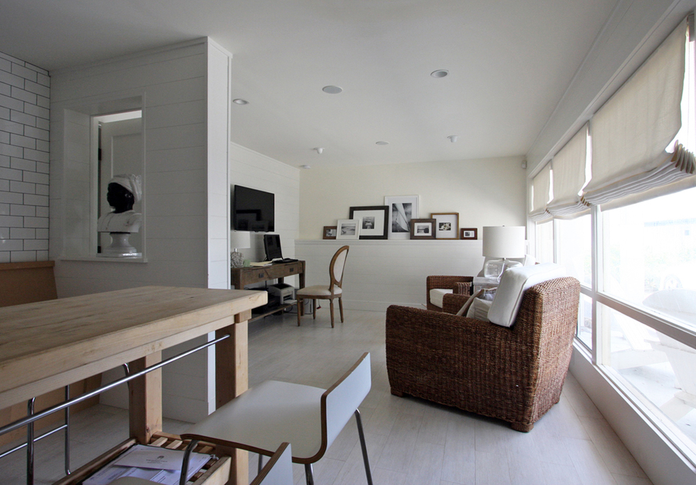 This Space Reorganization And Remodel For An Apartment That Would Be The  Homeowneru0027s Retreat While A