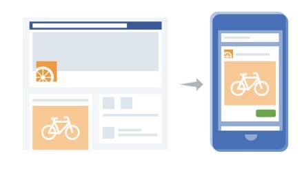 Facebook-Fanpage für Desktop & Smartphone (Quelle: Facebook für Unternehmen)