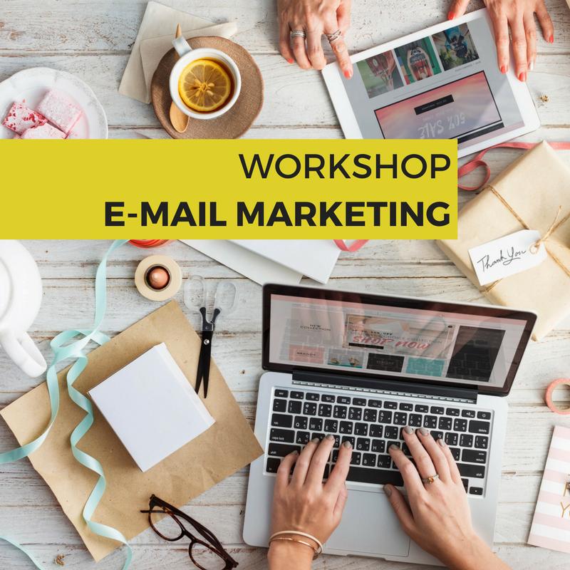 E-MAIL MARKETING WORKSHOP