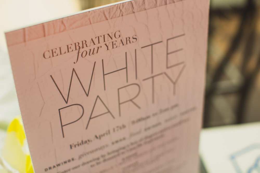 White Oak | Anniversary Party