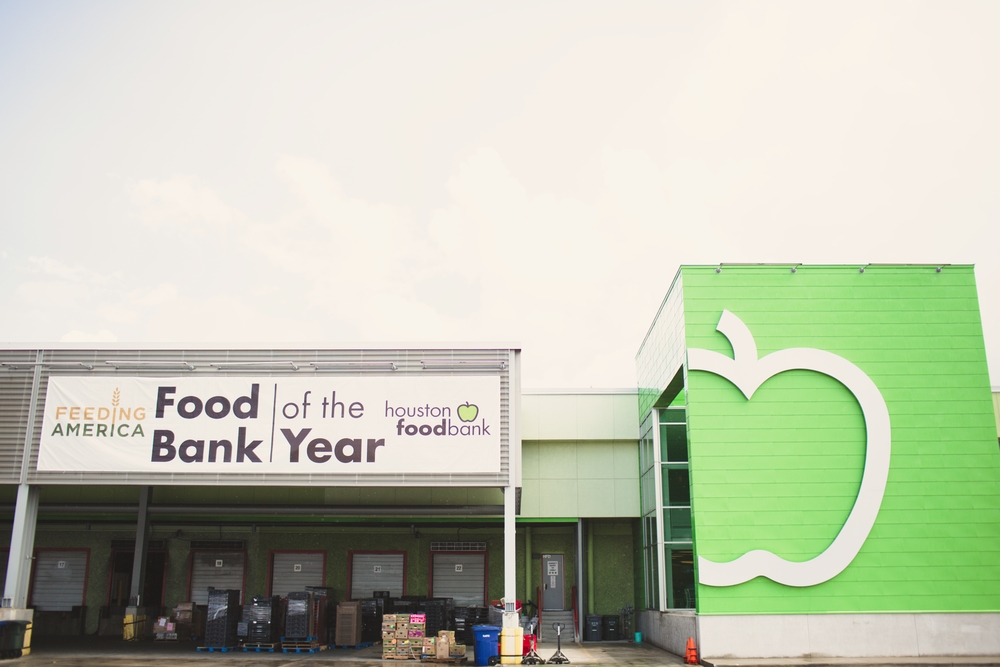 Houston Food Bank | SkyLift
