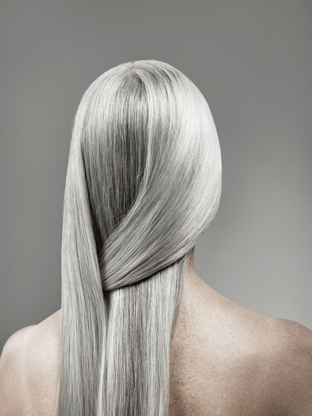 Silver hair shoot for Penseer fundcommission