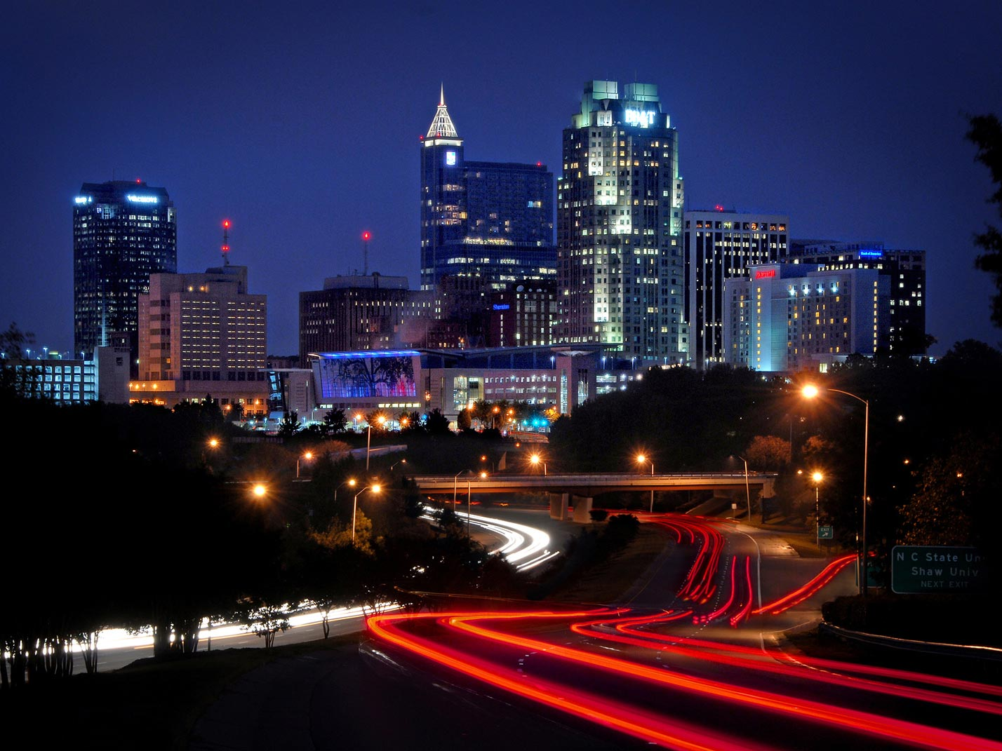 Differences between Richmond VA & Raleigh NC (live ...