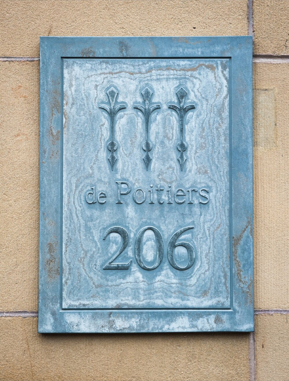 206 de Poitiers