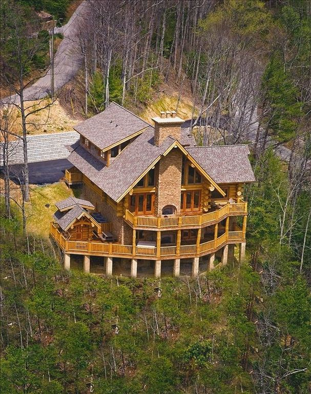 Located in the beautiful Smoky Mountains