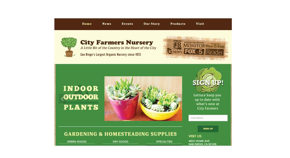 CityFarmersNursery.com