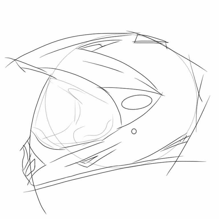 LED Signal Helmet