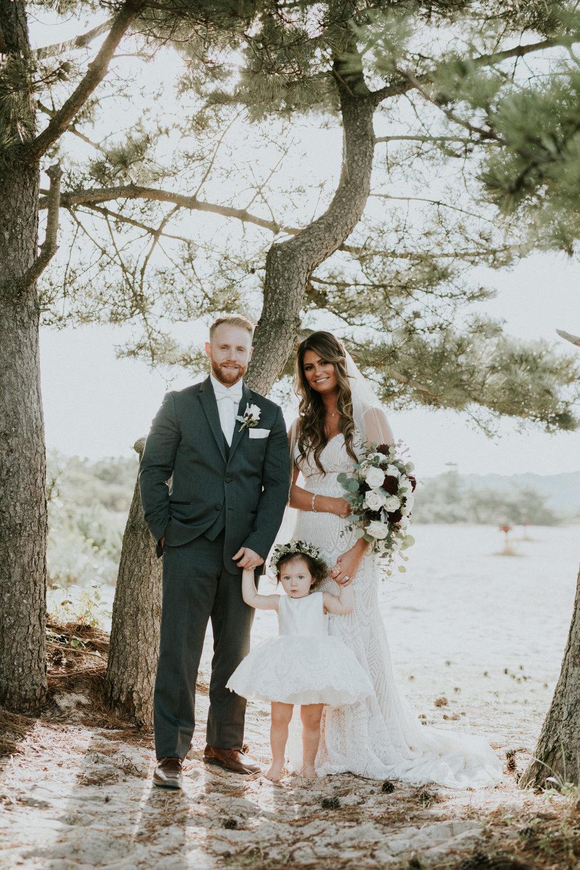 Bride & Groom Wedding